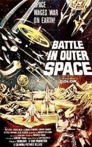 La batalla por el espacio<hr>