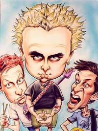 Enhorabuena a Green Day<hr>