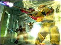 Halo 2: También robado<hr>