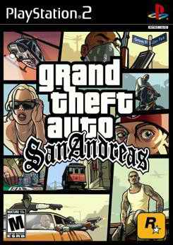 GTA: San Andreas<hr>